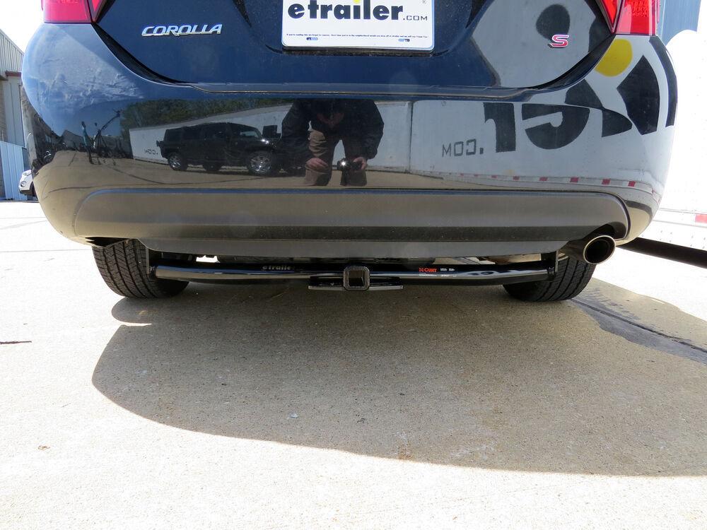 2011 Toyota Corolla Trailer Hitch