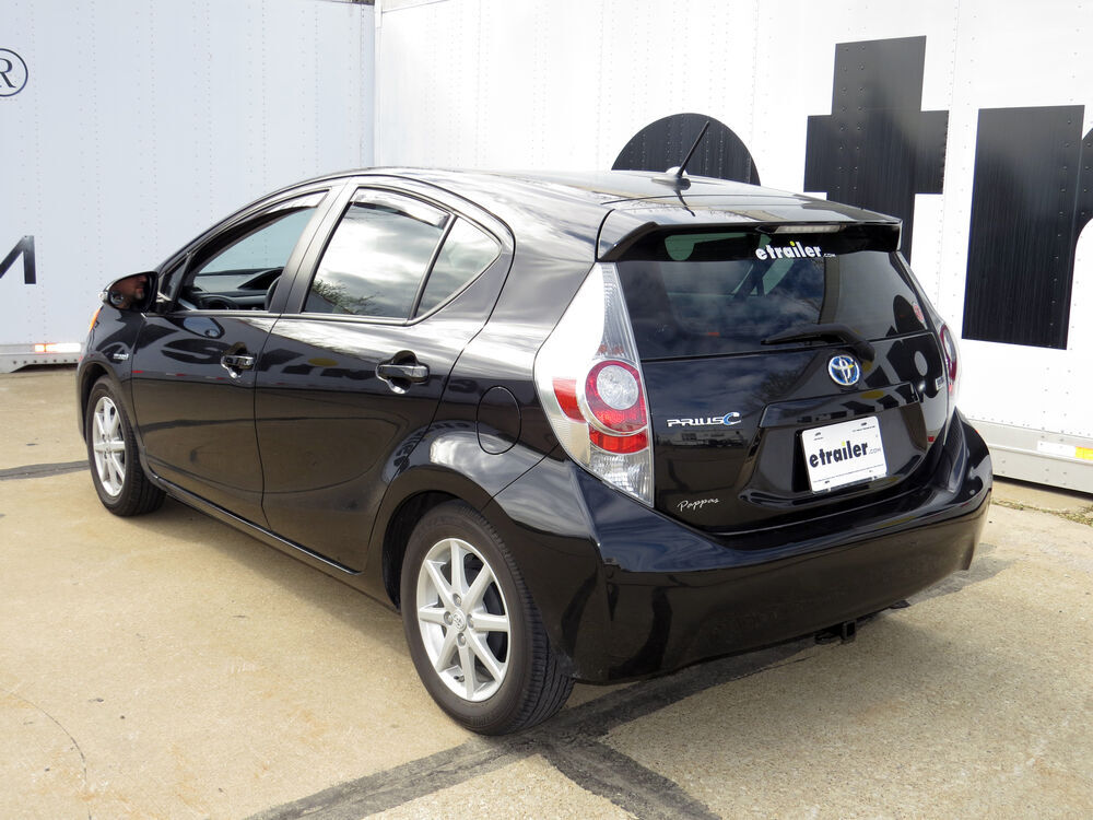 2013 toyota prius c trailer hitch curt. Black Bedroom Furniture Sets. Home Design Ideas