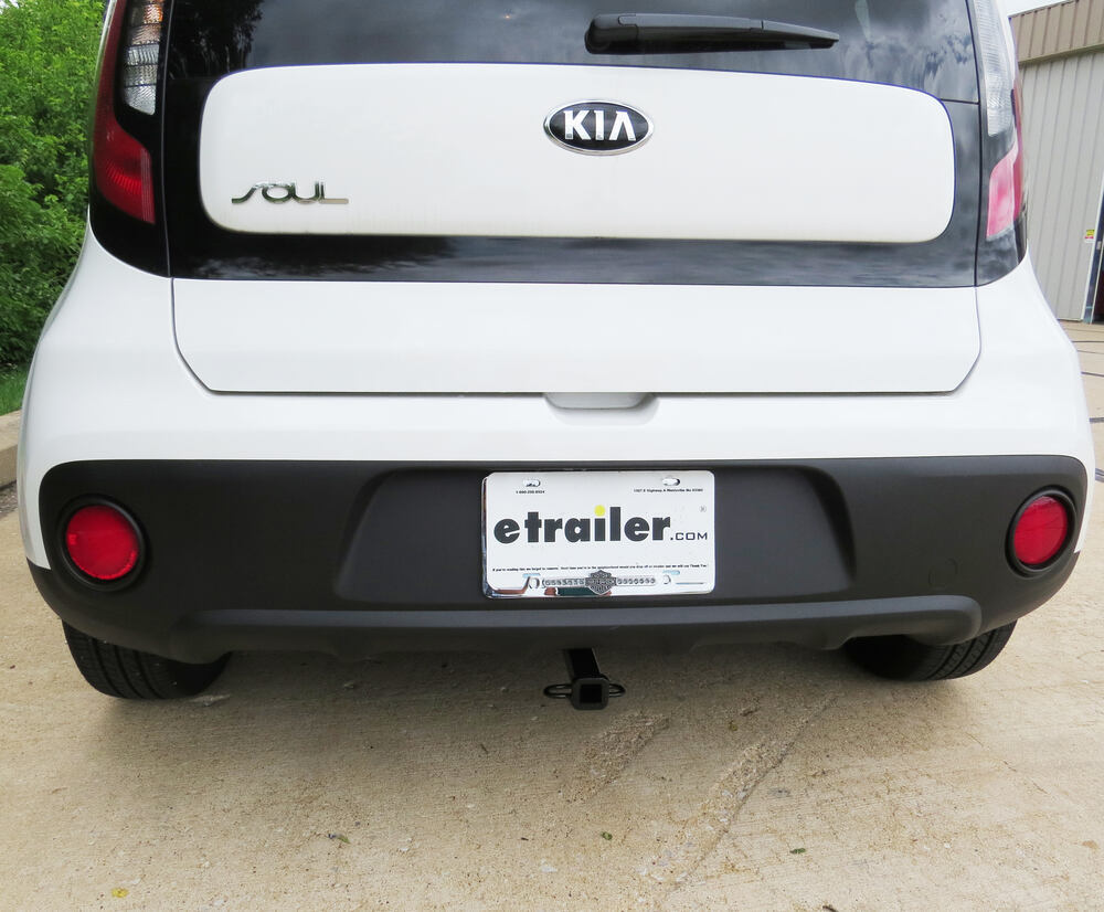 Tesla Model 3 Trailer Hitch >> 2017 Kia Soul Trailer Hitch - Curt