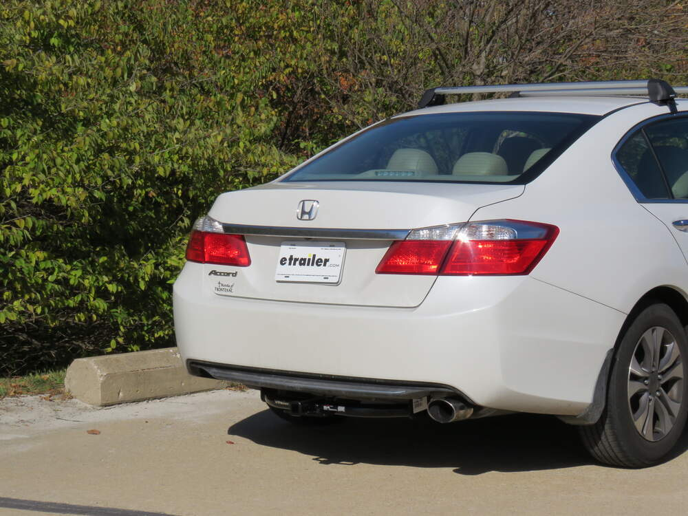 Accord Expert Reviews >> 2013 Honda Accord Curt Trailer Hitch Receiver - Custom Fit - Class I - 1-1/4""