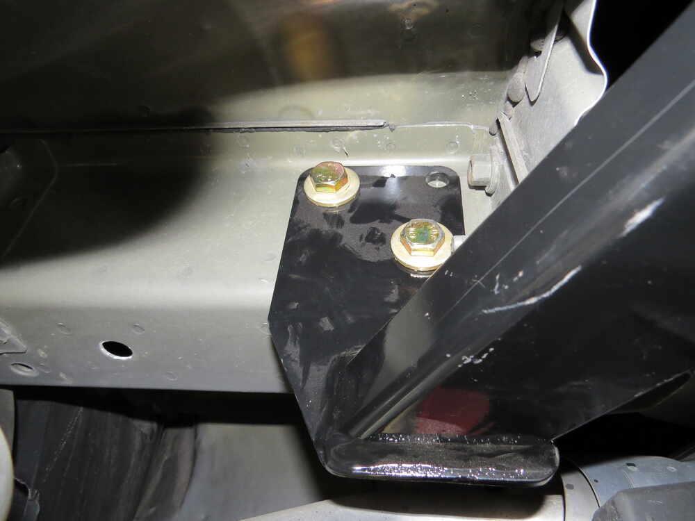 2011 Cadillac Srx Curt Trailer Hitch Receiver Custom Fit