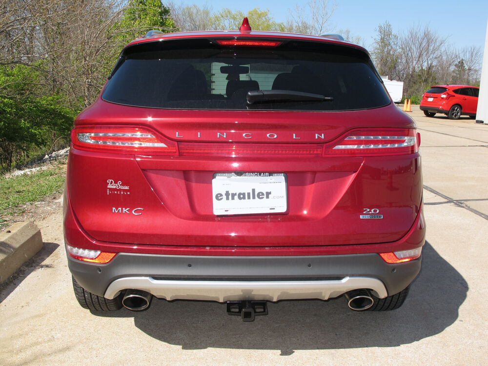 2017 Lincoln Mkc Curt Trailer Hitch Receiver Custom Fit