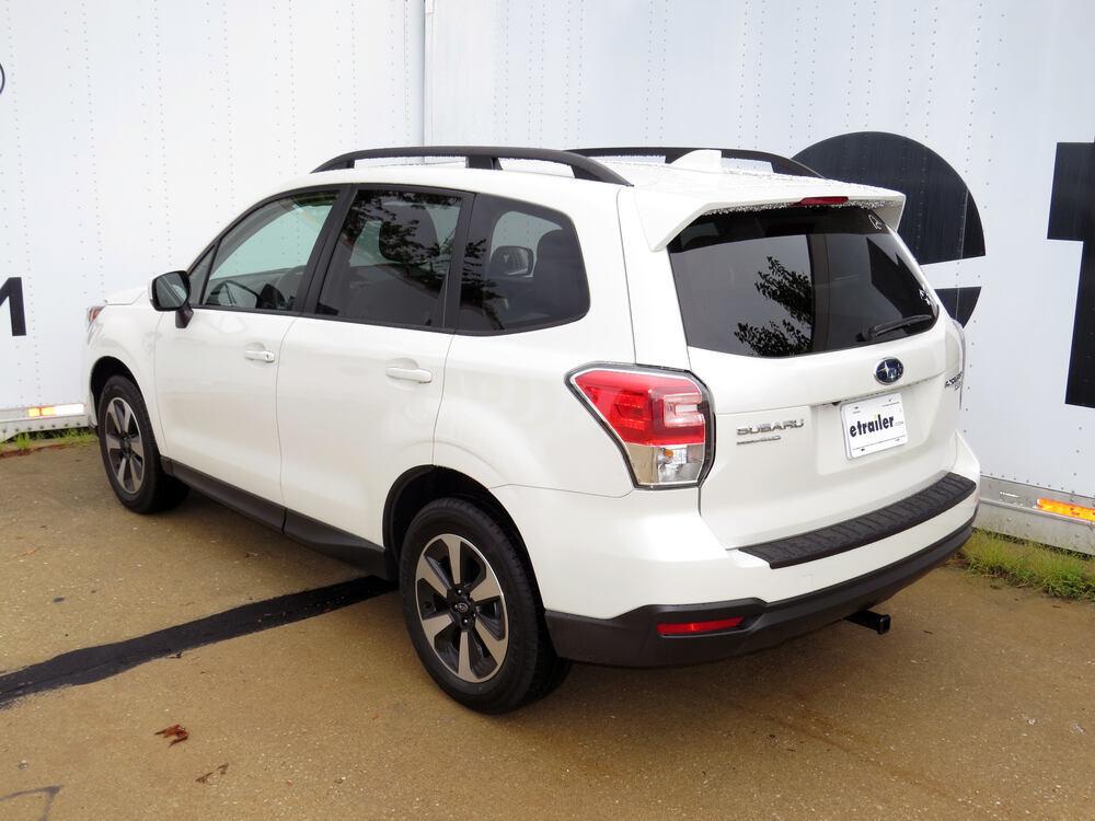 2017 Subaru Forester Curt Trailer Hitch Receiver - Custom ...
