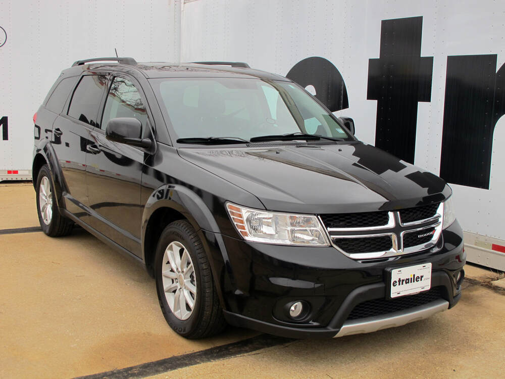 2013 dodge journey curt trailer hitch receiver custom fit class ii 1 1 4. Black Bedroom Furniture Sets. Home Design Ideas