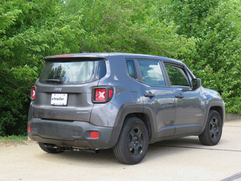 2016 jeep renegade curt trailer hitch receiver custom. Black Bedroom Furniture Sets. Home Design Ideas