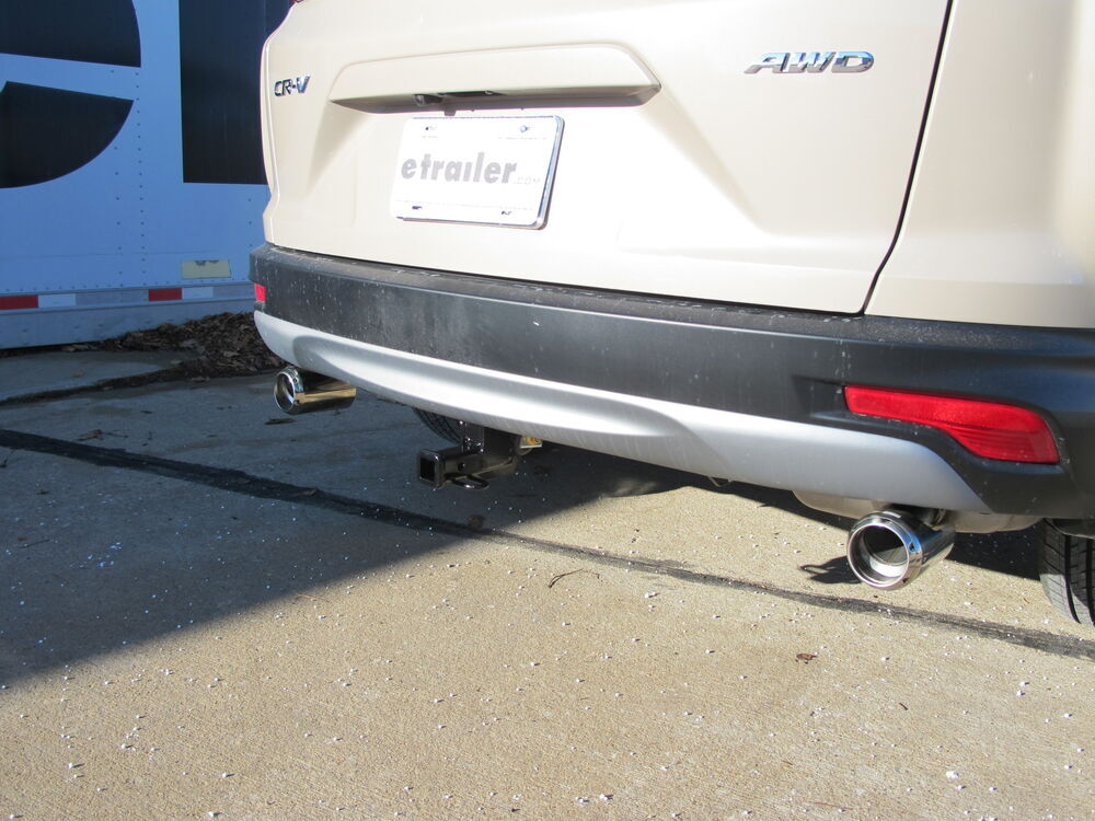 2018 Honda CR-V Curt Trailer Hitch Receiver - Custom Fit ...