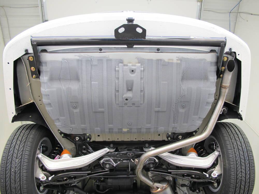 """2018 Honda Odyssey Curt Trailer Hitch Receiver - Custom Fit - Class II - 1-1/4"""""""