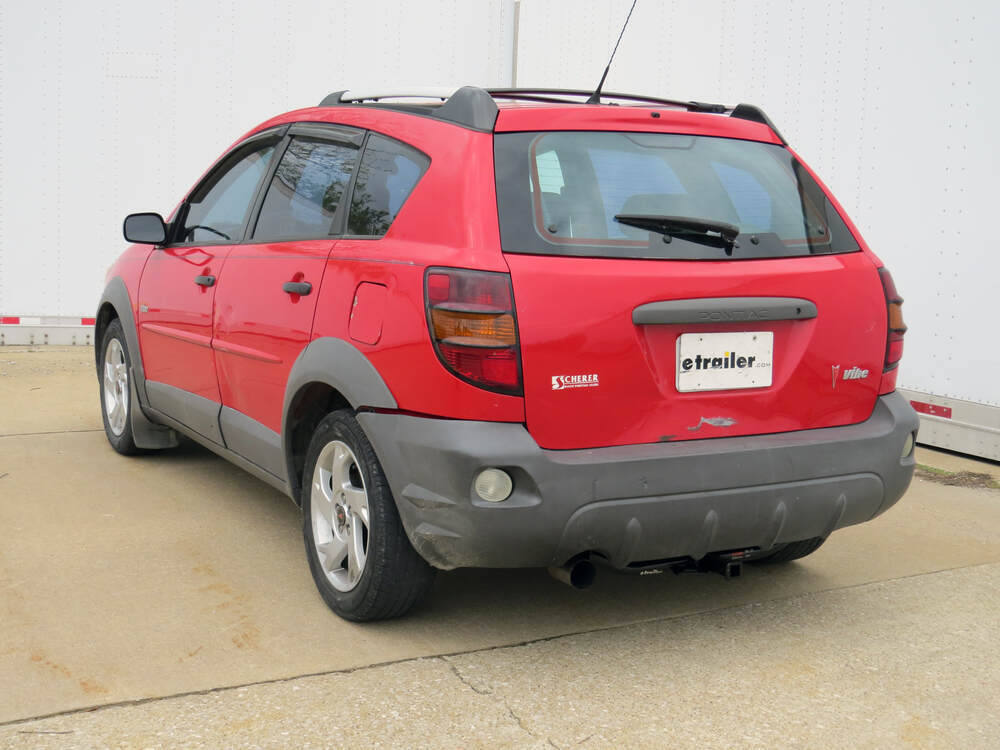 2009 Toyota Matrix Trailer Hitch Curt