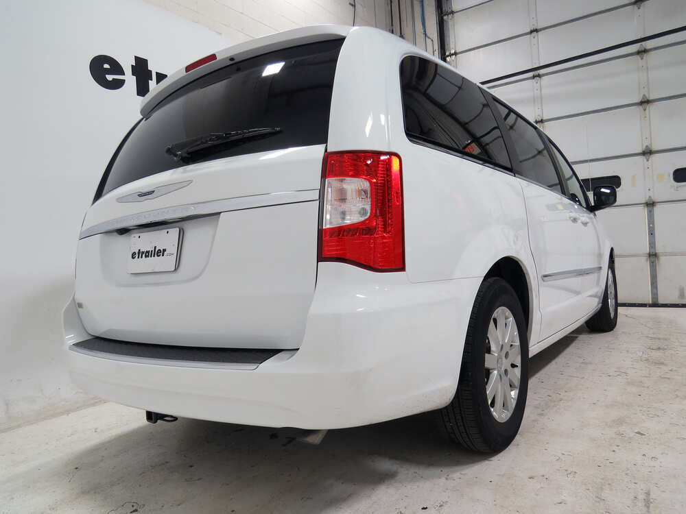 2015 Chrysler Town And Country Trailer Hitch Curt