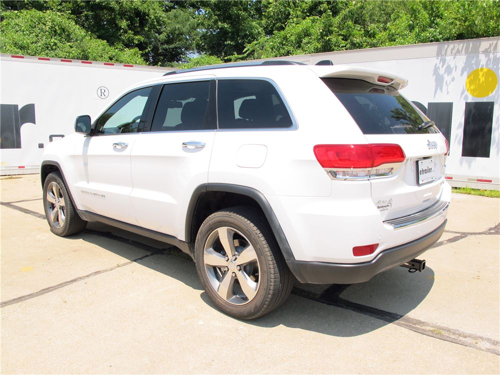 2016 jeep grand cherokee trailer hitch curt. Black Bedroom Furniture Sets. Home Design Ideas