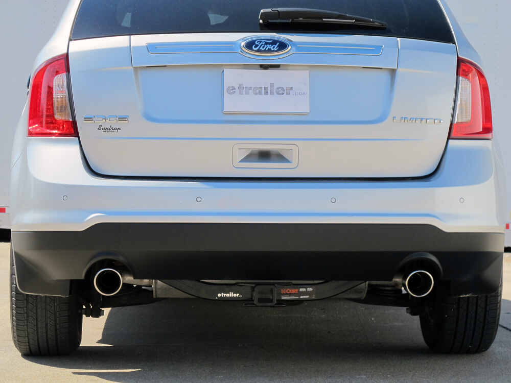 2012 ford Edge Curt Trailer Hitch Receiver - Custom Fit ...