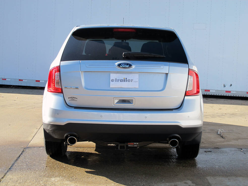 2013 ford edge curt trailer hitch receiver custom fit class iii 2. Black Bedroom Furniture Sets. Home Design Ideas