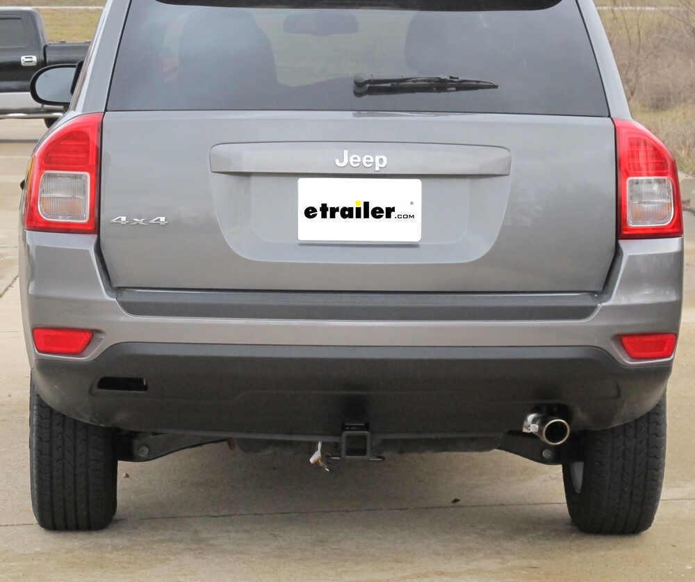 Jeep Patriot Camper >> 2016 Jeep Compass Trailer Hitch - Curt
