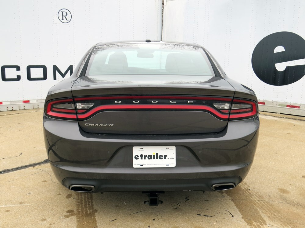 2015 Dodge Charger Trailer Hitch - Curt