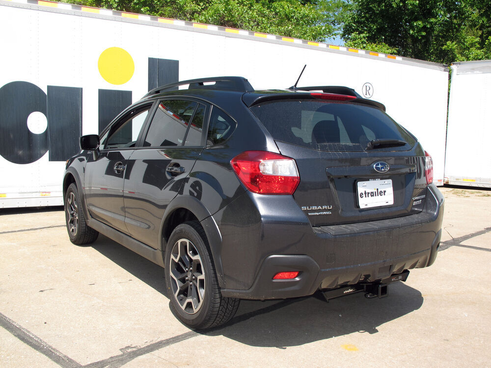 2016 subaru crosstrek trailer hitch curt. Black Bedroom Furniture Sets. Home Design Ideas