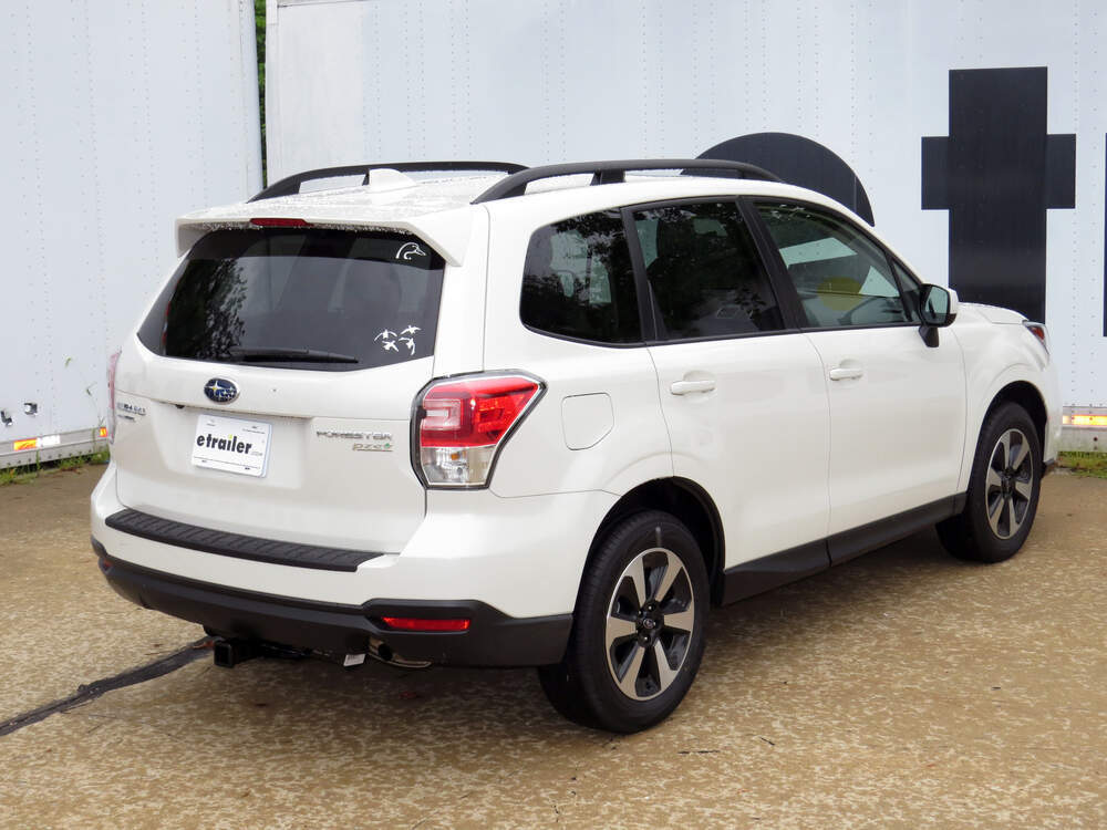 2017 subaru forester trailer hitch curt. Black Bedroom Furniture Sets. Home Design Ideas