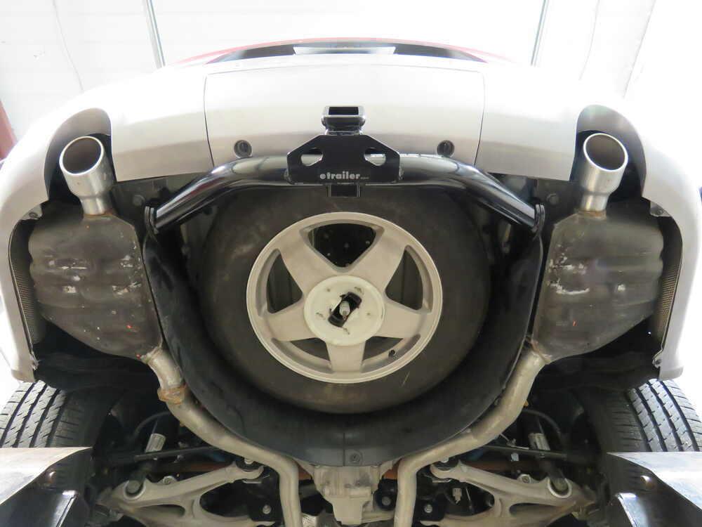 dodge durango curt trailer hitch receiver custom fit class iii