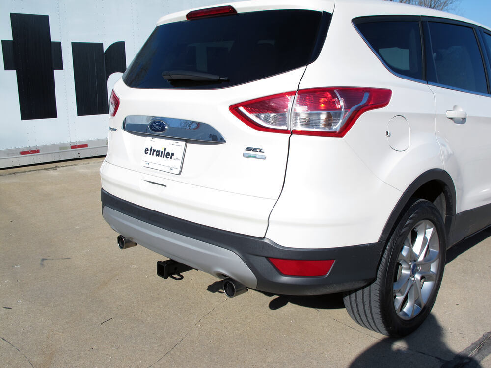 2013 ford escape curt trailer hitch receiver custom fit class iii 2. Black Bedroom Furniture Sets. Home Design Ideas