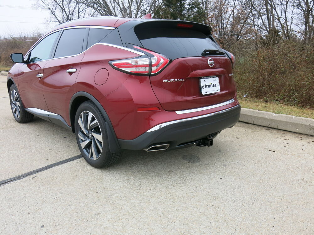 2017 Nissan Murano Curt Trailer Hitch Receiver - Custom ...