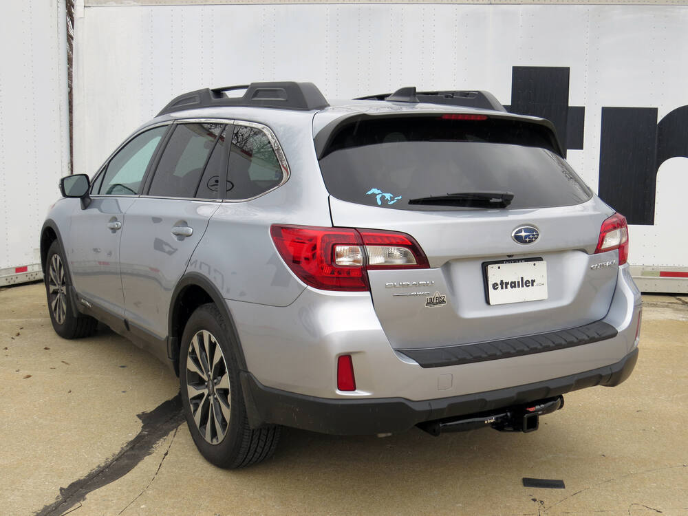 2016 subaru outback wagon trailer hitch curt. Black Bedroom Furniture Sets. Home Design Ideas
