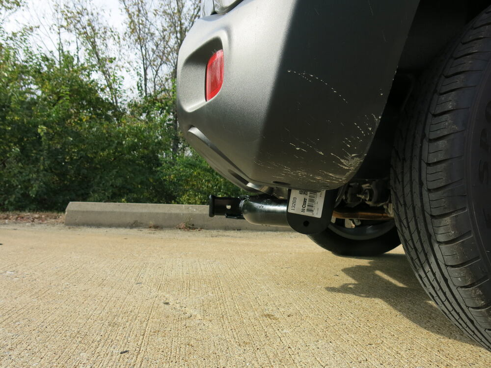 2016 Jeep Renegade Curt Trailer Hitch Receiver Custom
