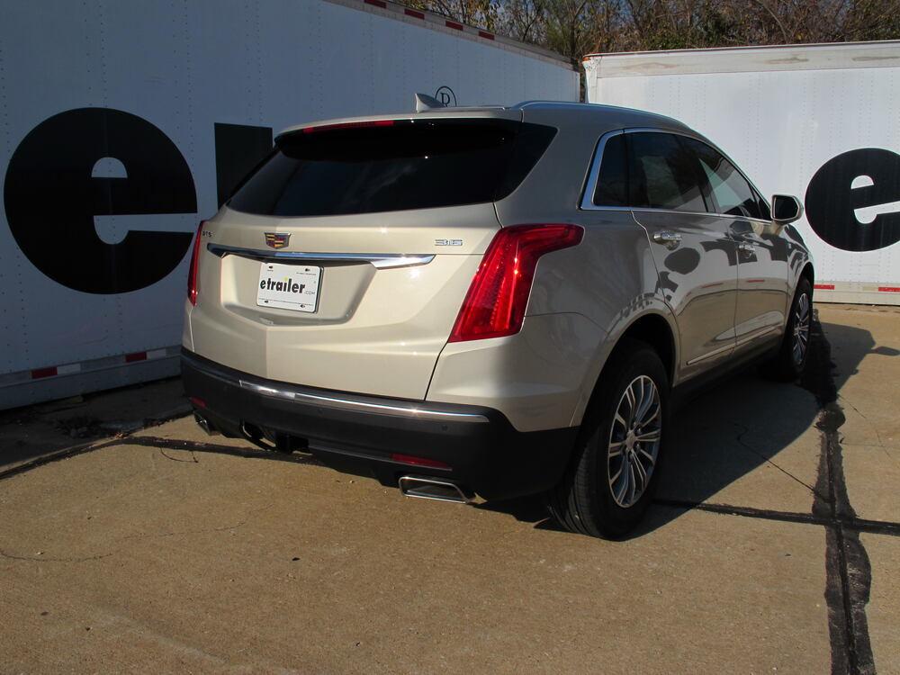2017 Cadillac XT5 Trailer Hitch Curt