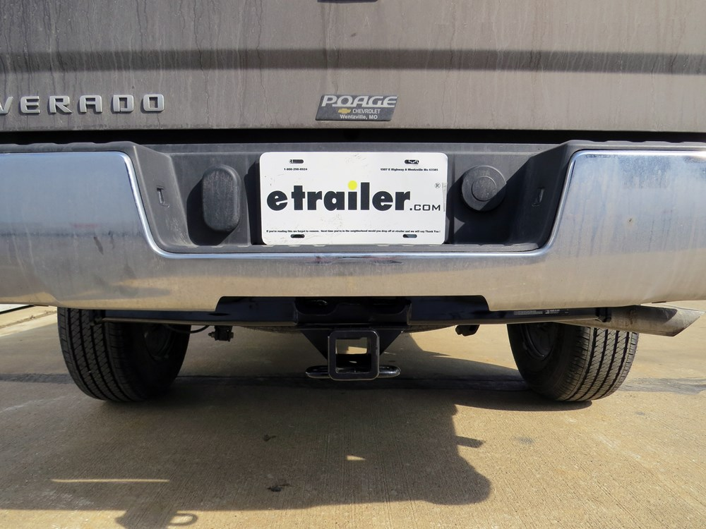 2014 Chevrolet Silverado 1500 Trailer Hitch Curt