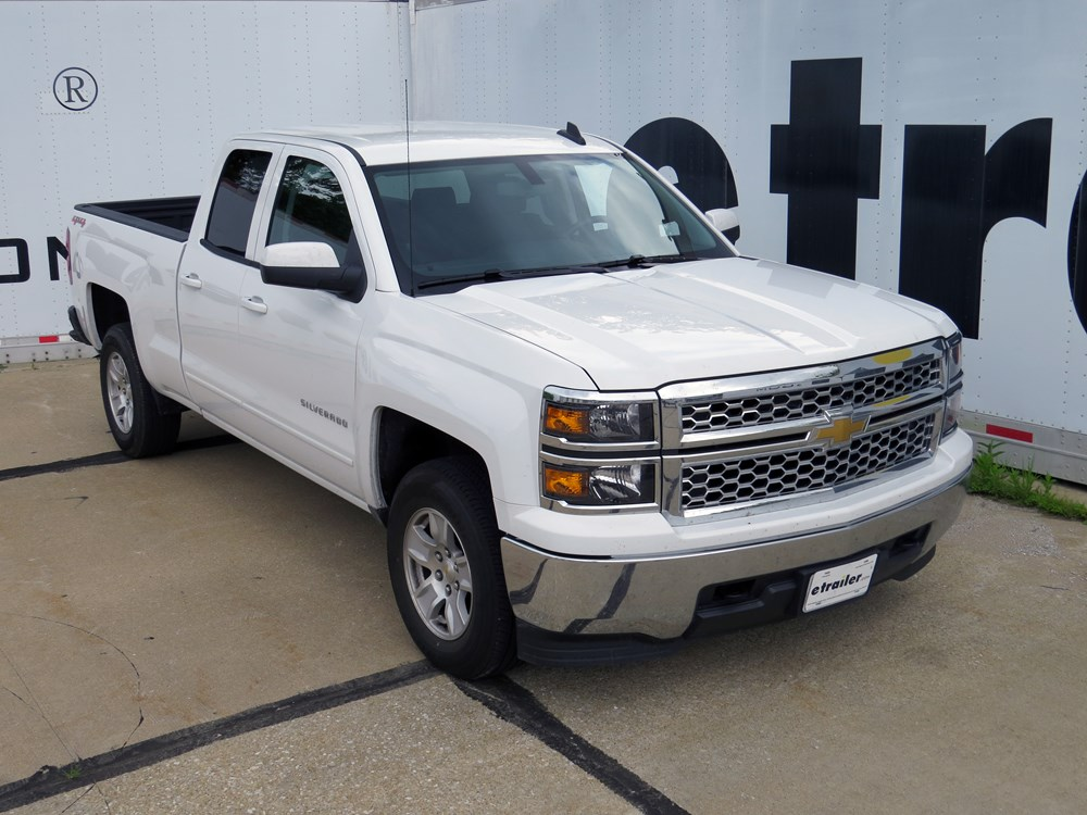 2016 chevrolet silverado 1500 trailer hitch curt. Black Bedroom Furniture Sets. Home Design Ideas
