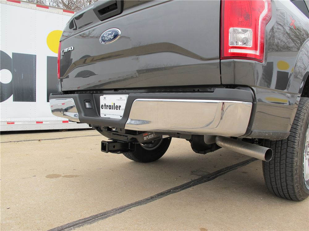 Ford Transit Cutaway >> 2016 Ford F-150 Trailer Hitch - Curt