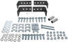 Curt Universal Base Rail Installation Kit for 5th Wheel Trailer Hitches