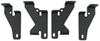 Curt Custom, No-Drill Fifth Wheel Bracket Kit for Dodge Ram