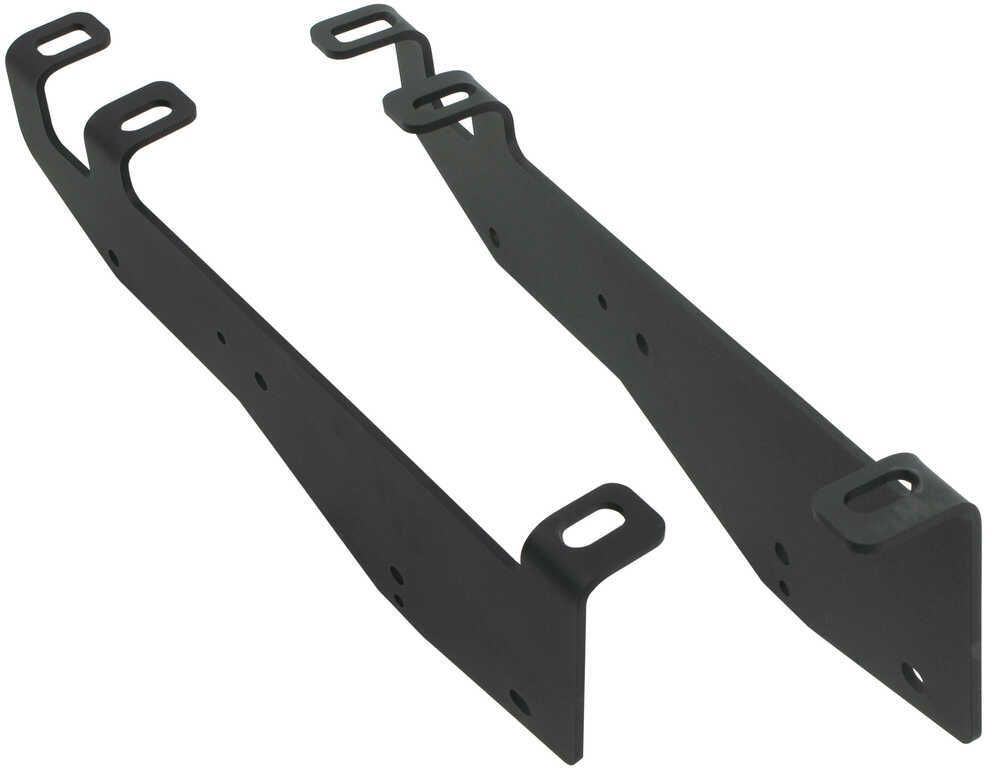 Trailer Hitch Wiring Harness Bracket : Curt custom fifth wheel bracket kit for ford f and