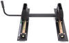 "Curt R24 Round Tube Slider for Q24 5th Wheel Trailer Hitches - 12"" Travel"