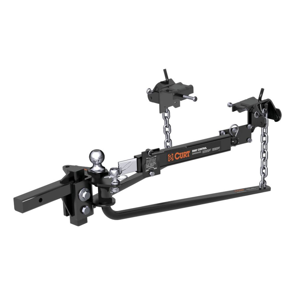 how to choose a weight distribution hitch