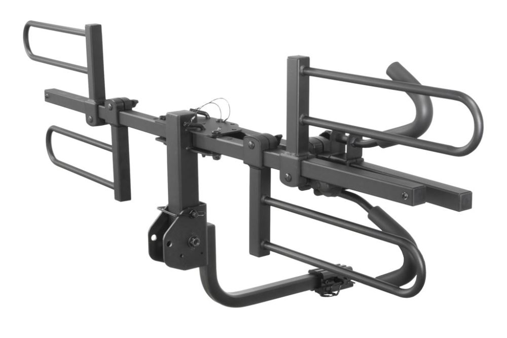 Curt 2 Bike Platform Rack 1 1 4 Quot And 2 Quot Hitches Frame
