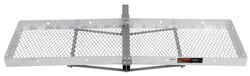 "19x60 Curt Cargo Carrier for 2"" Hitches - Aluminum - Folding - 500 lbs"