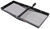 curt hitch cargo carrier flat class i ii iii iv 19x47 for 1-1/4 inch and 2 hitches - steel 300 lbs