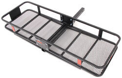 "20x59 Curt Cargo Carrier for 2"" Hitches - Steel - Folding - 500 lbs - C18151"