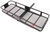 curt hitch cargo carrier flat fits 2 inch 20x60 for hitches - steel folding 500 lbs