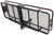 curt hitch cargo carrier flat class iii iv 20x60 for 2 inch hitches - steel folding 500 lbs