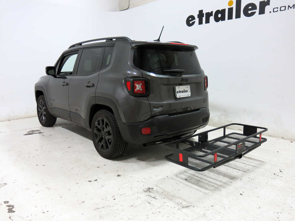 jeep renegade 20x60 curt cargo carrier for 2 hitches. Black Bedroom Furniture Sets. Home Design Ideas