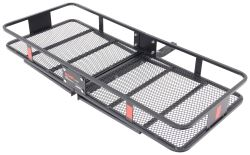 "24x60 Curt Cargo Carrier for 2"" Hitches - Steel - 500 lbs"