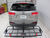 2016 kia sorento hitch cargo carrier curt flat folding 24x60 for 2 inch hitches - steel 500 lbs