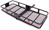 "24x60 Curt Cargo Carrier for 2"" Hitches - Steel - Folding - 500 lbs"