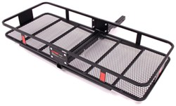 "24x60 Curt Cargo Carrier for 2"" Hitches - Steel - Folding - 500 lbs - C18153"