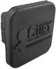 Curt Rubber Tube Cover - 1-1/4""