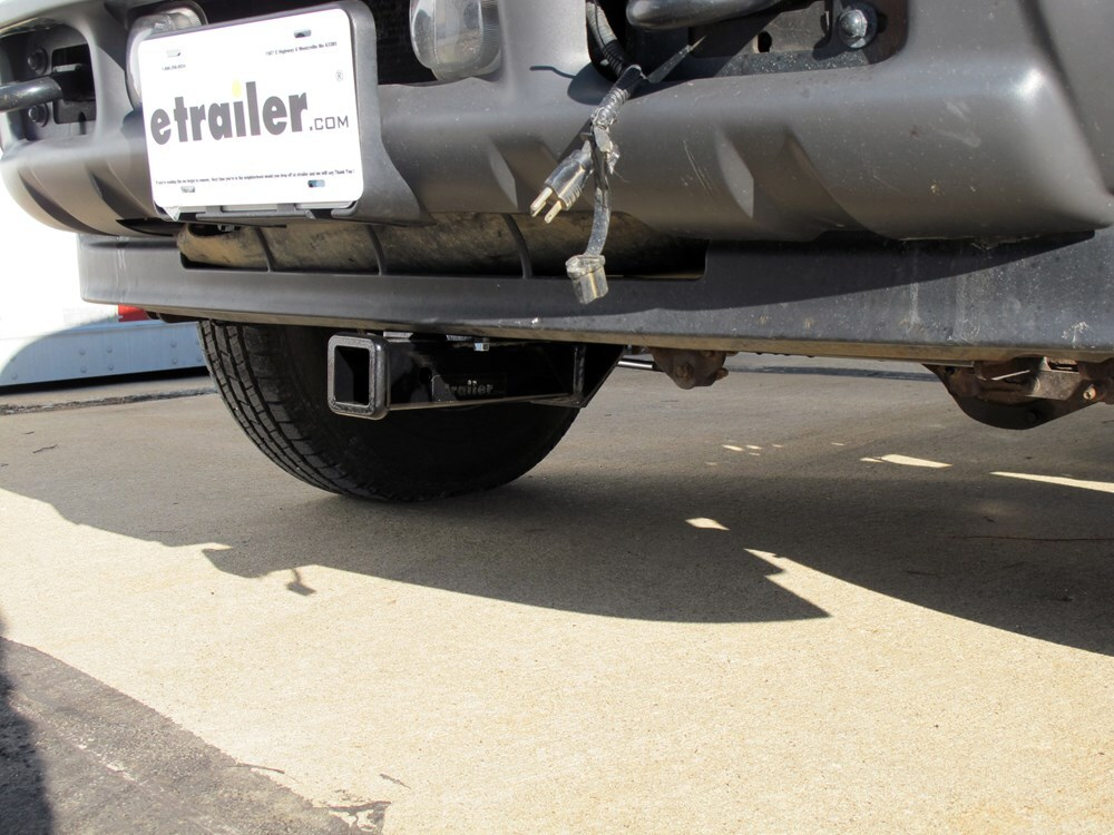 2000 Ford F-250 And F-350 Super Duty Front Hitch