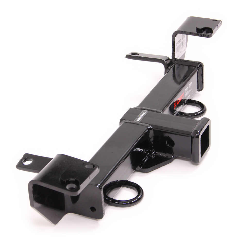 honda pilot curt front mount trailer hitch receiver custom fit