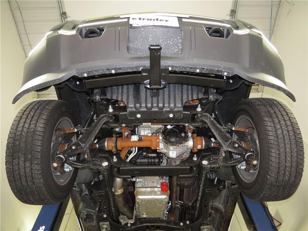 Chevy Avalanche 2016 >> 2016 Chevrolet Silverado 2500 Front Hitch - Curt