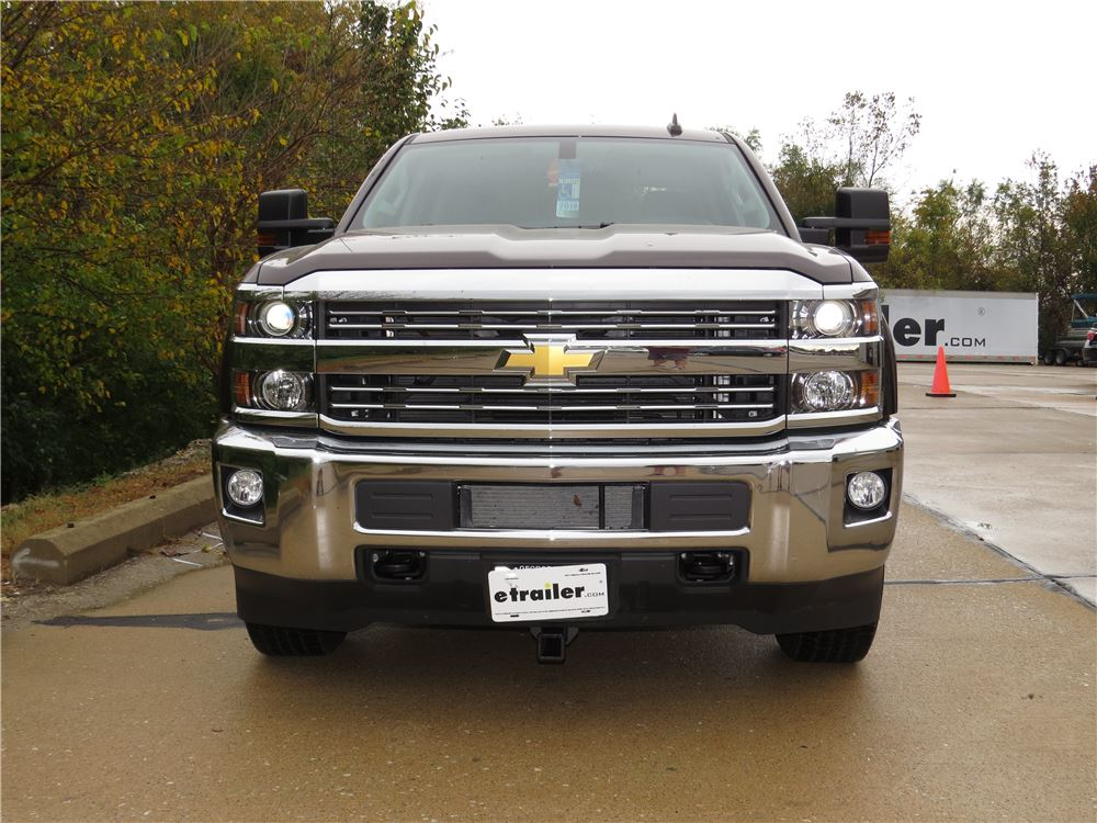 2016 chevrolet silverado 2500 front hitch curt. Black Bedroom Furniture Sets. Home Design Ideas